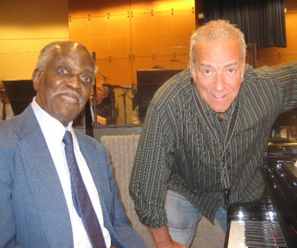 Met Hank Jones