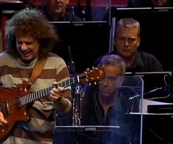 Met Pat Metheny